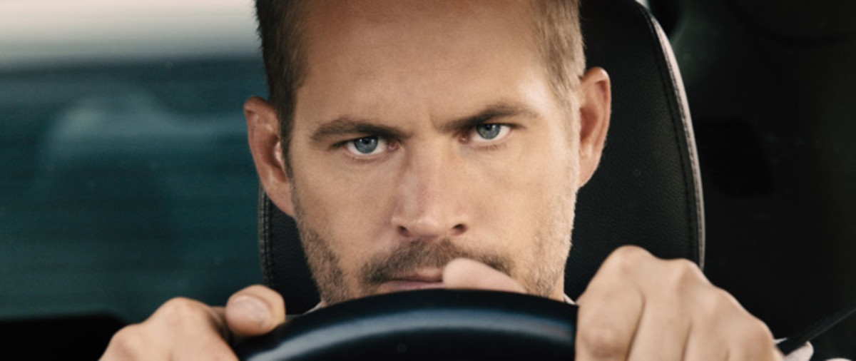 Paul Walker died during the production of this movie.  May he rest in peace.