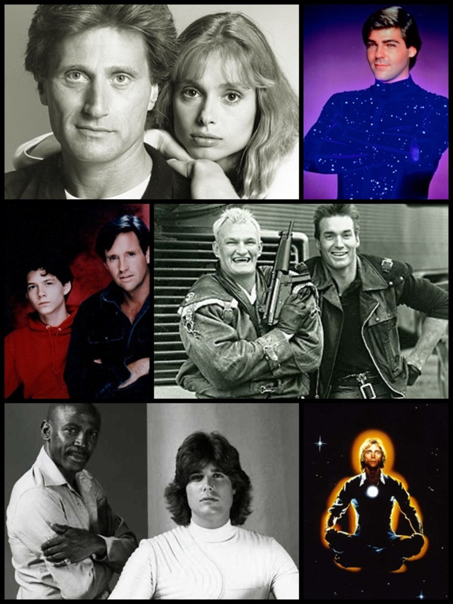 Ten Easily Forgotten 1980s Science Fiction TV Series