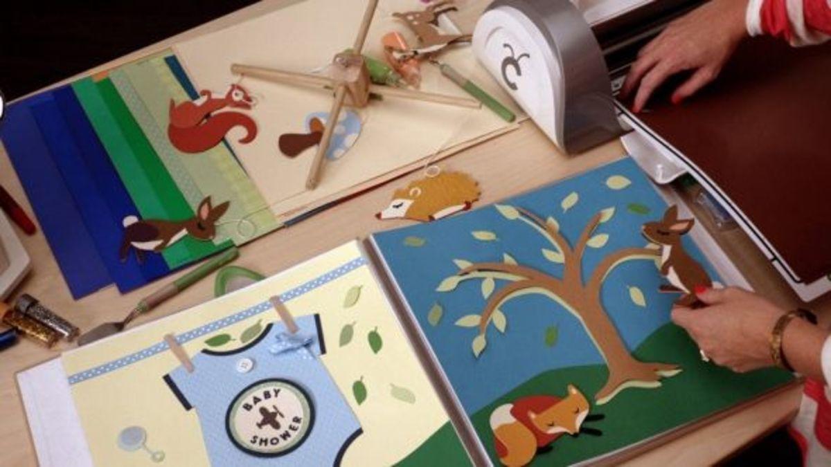 Cricut Craft Project