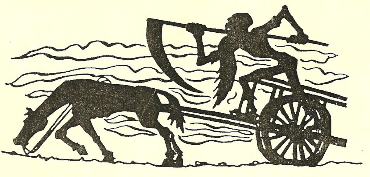 Ankou - Henchman of Death
