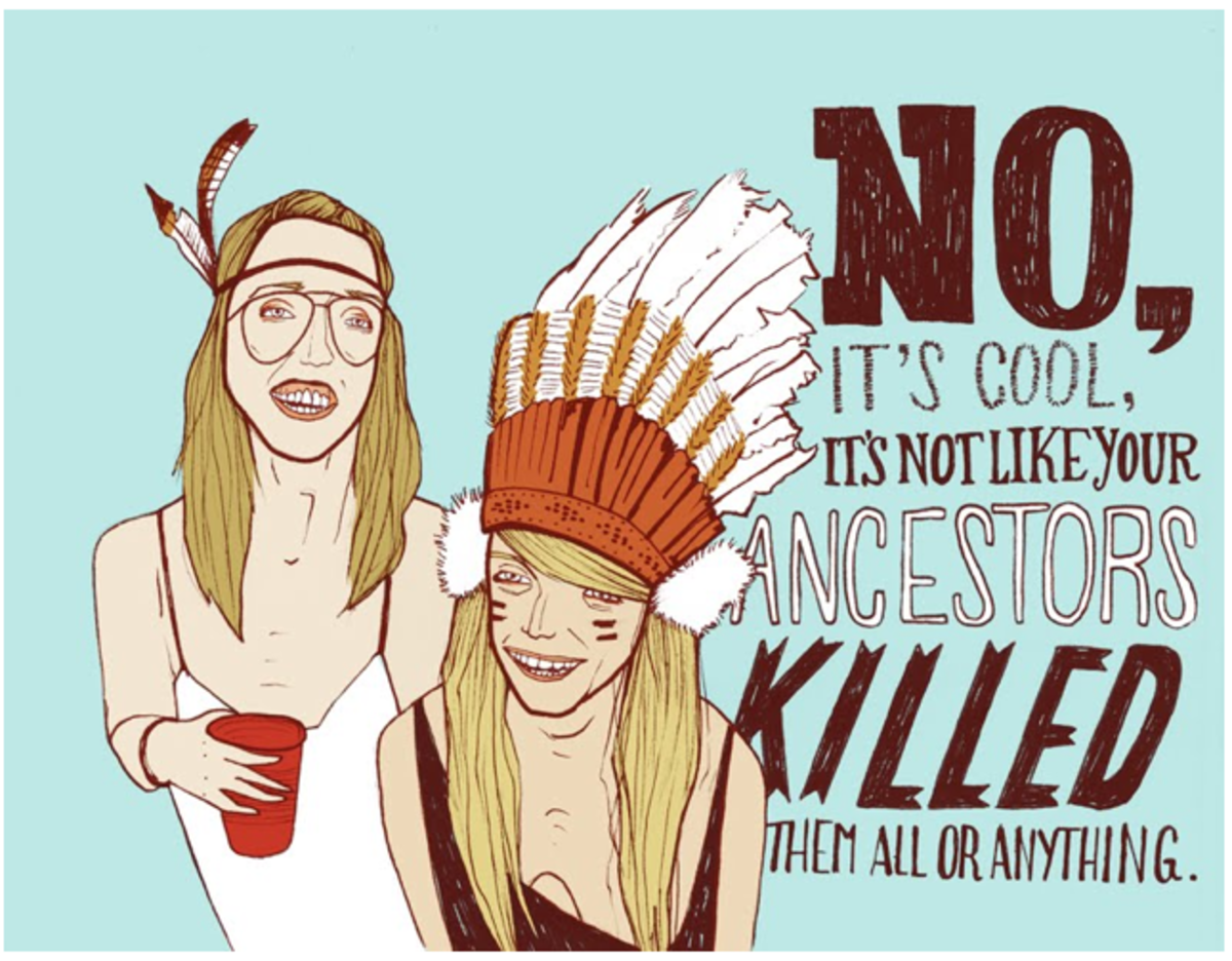 About Cultural Appropriation
