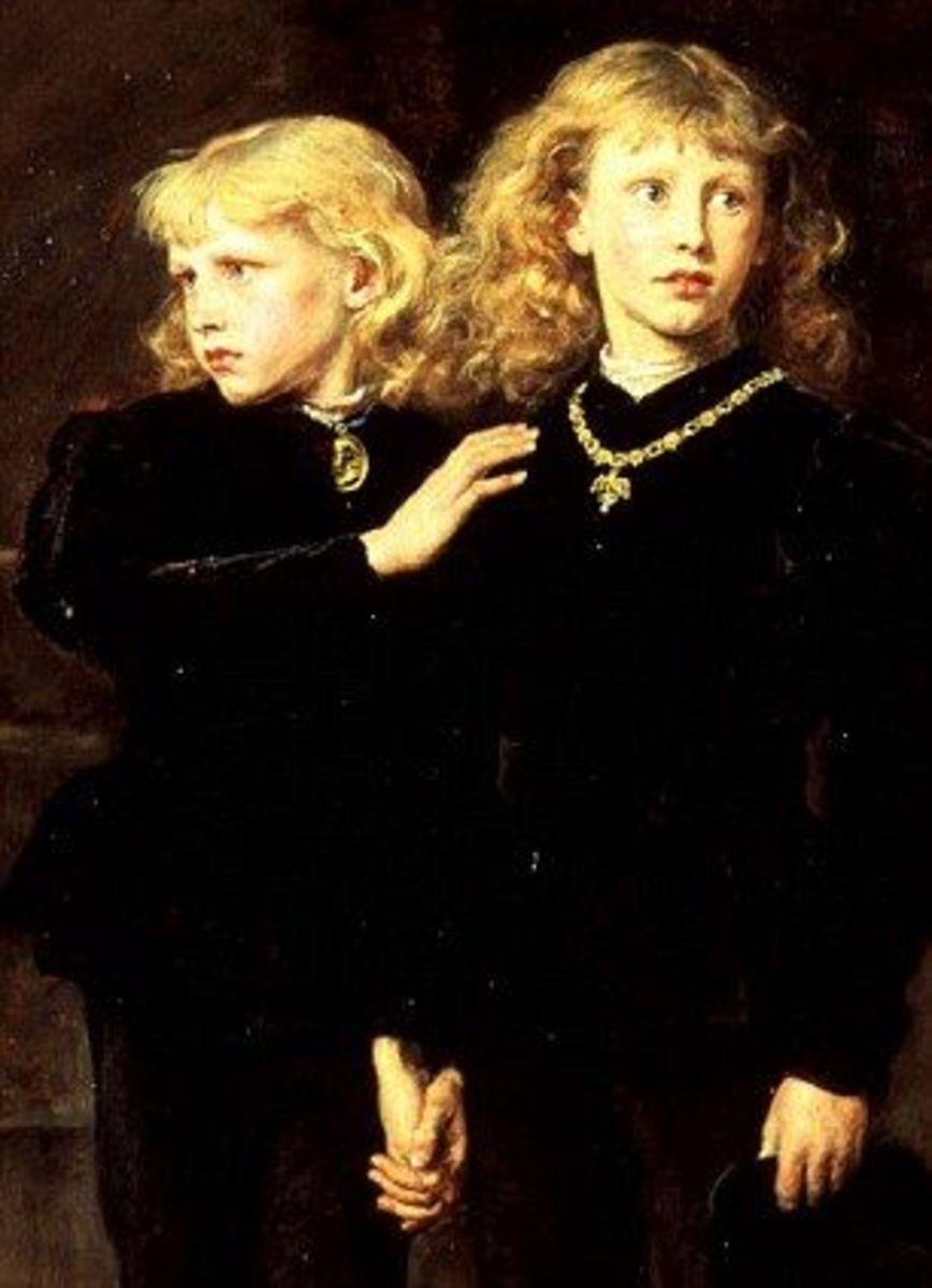 The Princes in the Tower: Did Richard III Do It? You Decide His Innocence or His Guilt Based on the Facts