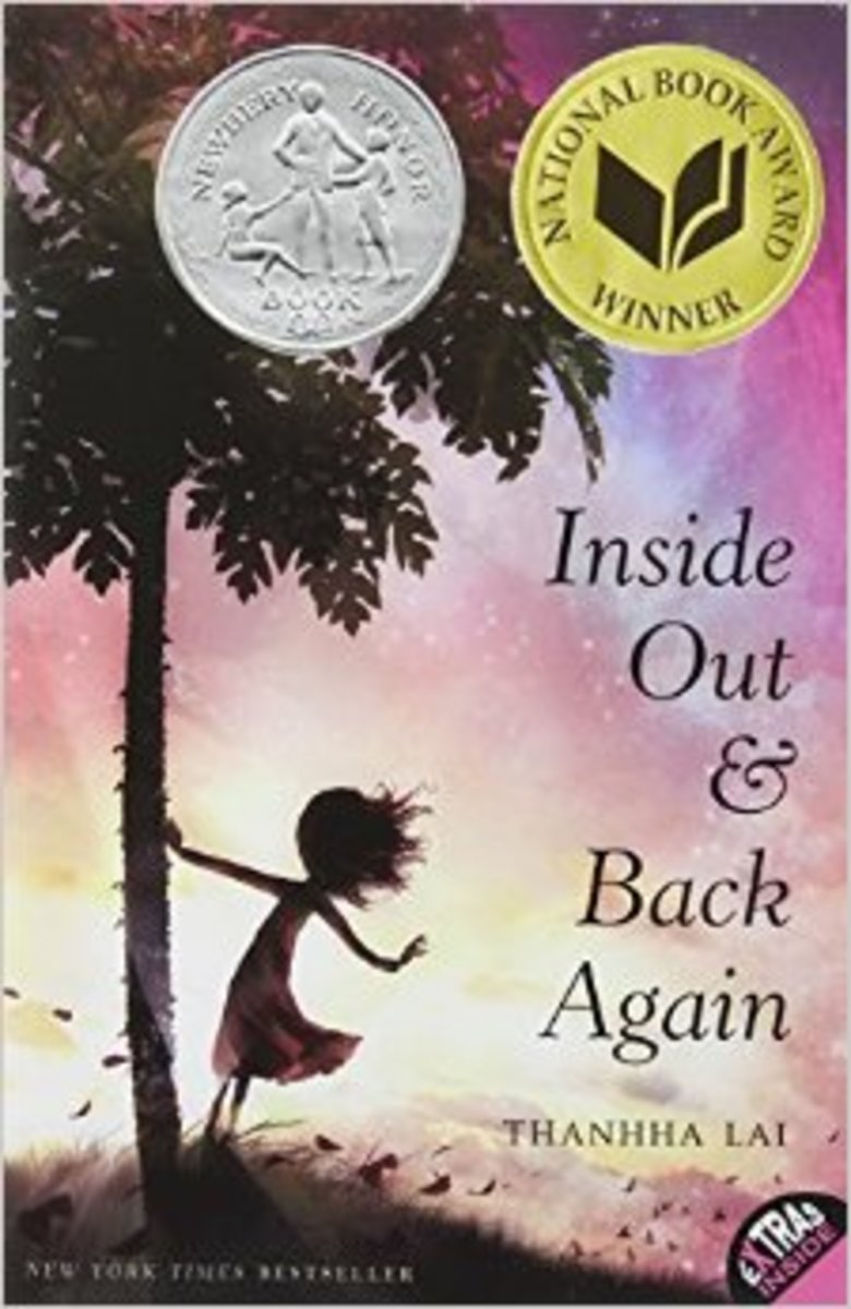 Inside Out & Back Again by  Thanhha Lai: Lesson Plan Ideas
