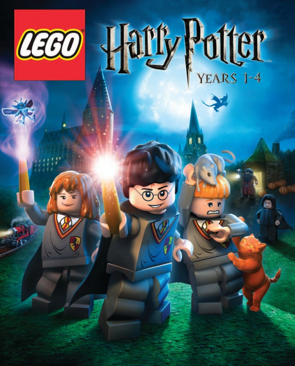 LEGO Harry Potter: Years 1-4 Video Game