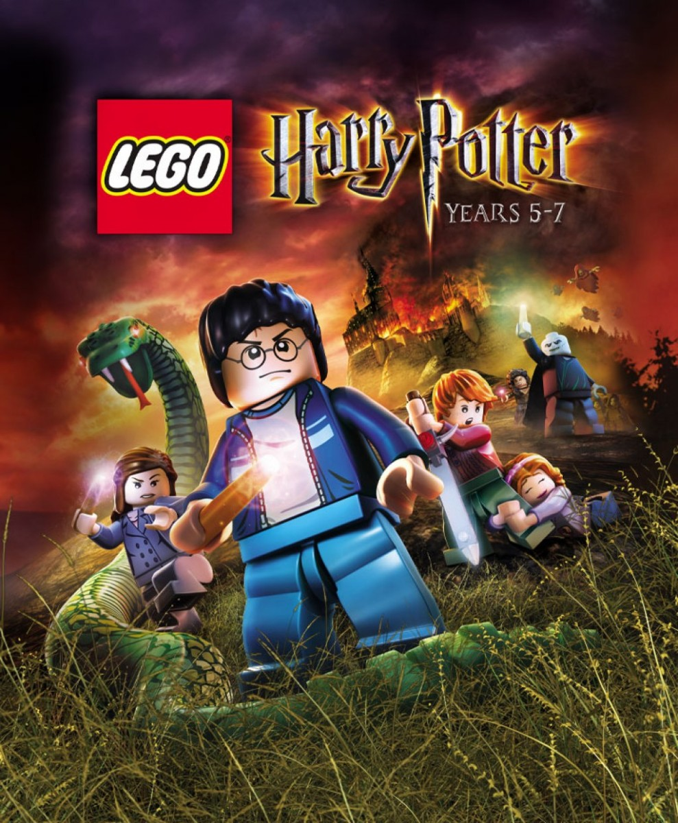 LEGO Harry Potter: Years 5-7 Video Game