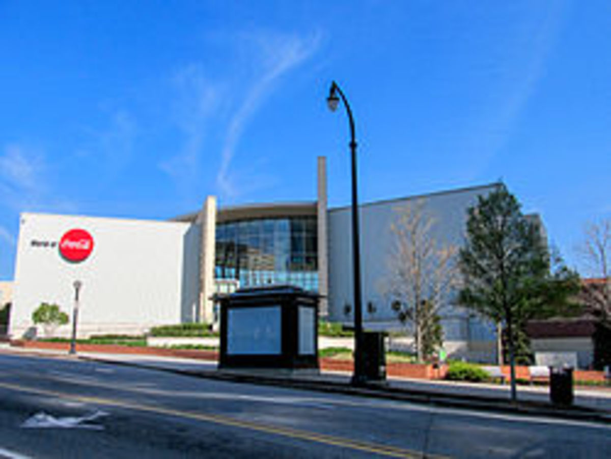 The World of Coca-Cola