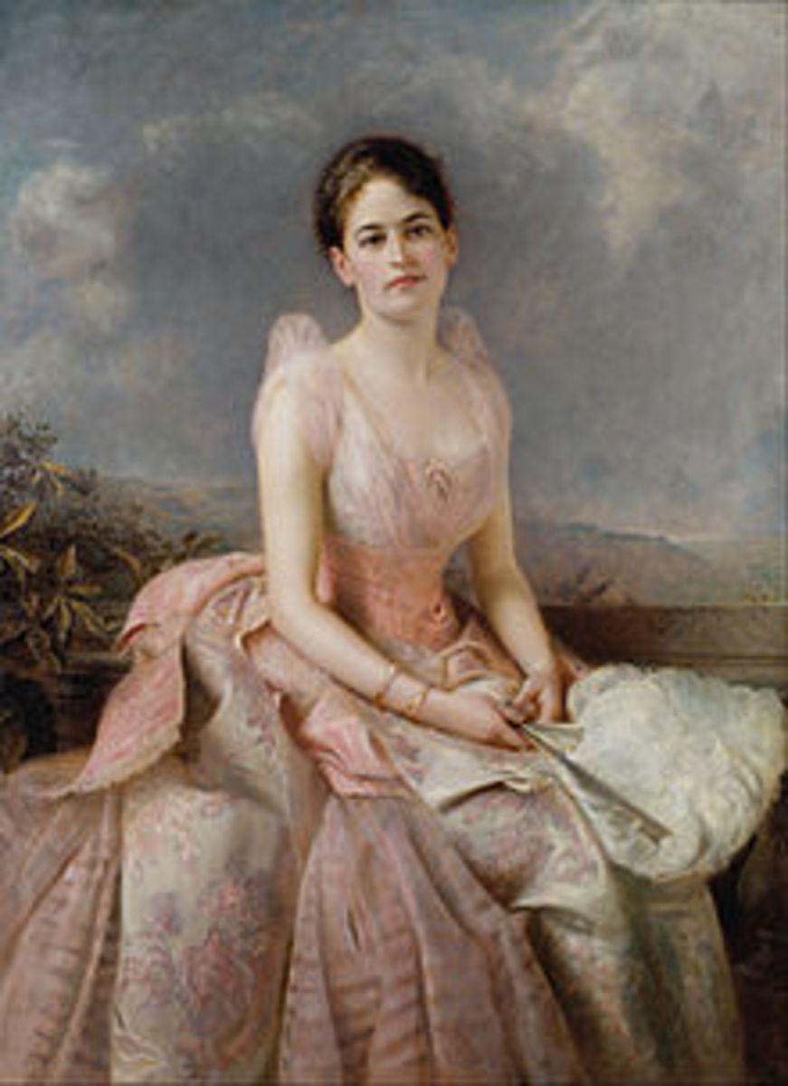 Juliette Gordon Low (1860-1927)