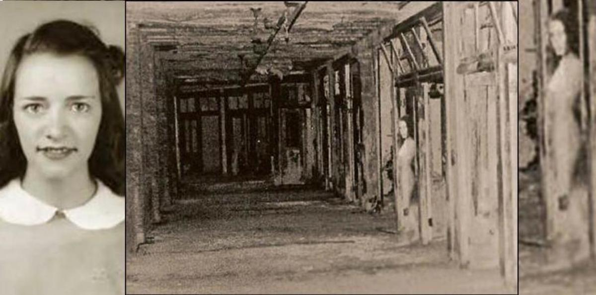 Top 20 most haunted places in the world hubpages for Chambre 13 paranormal