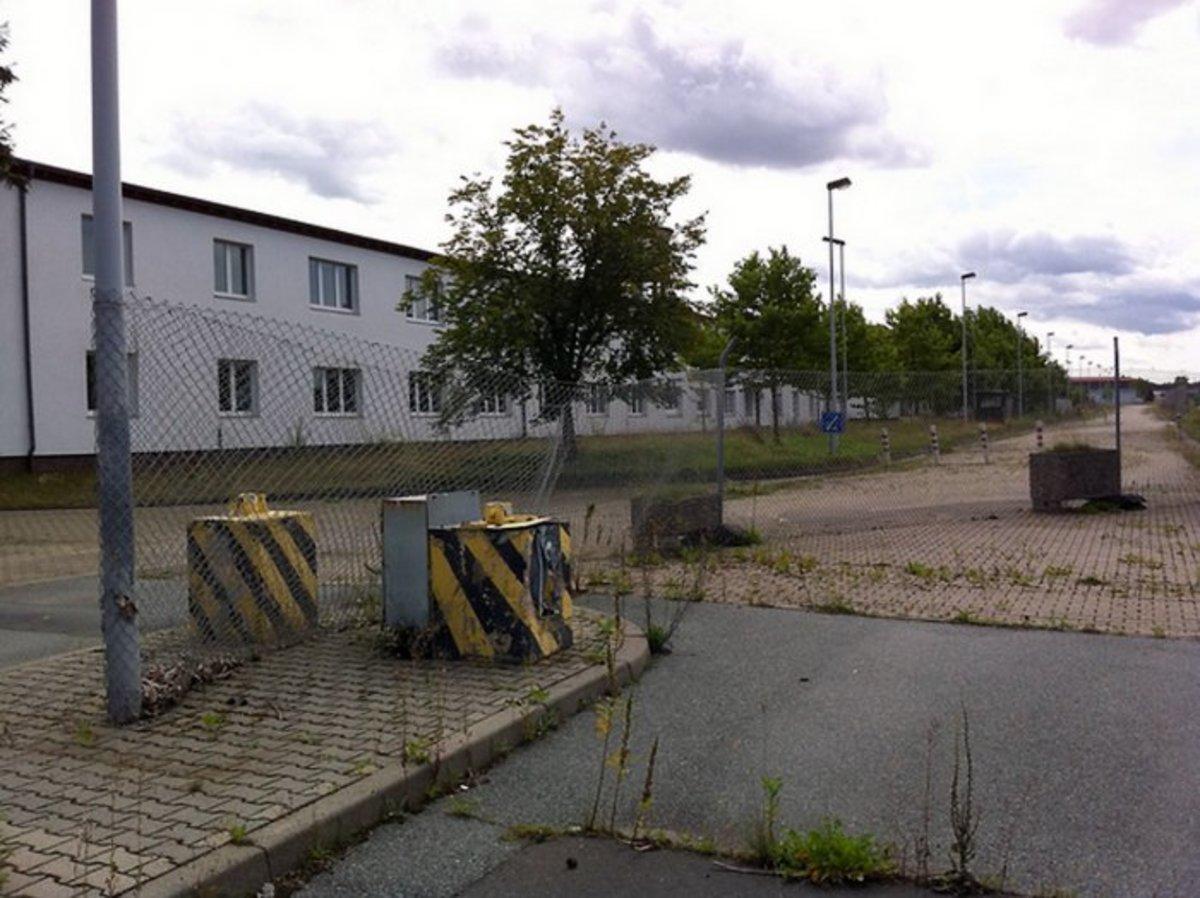 The Babenhausen Barracks