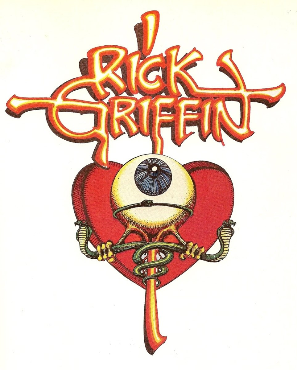 Rick Griffin Album Cover Art