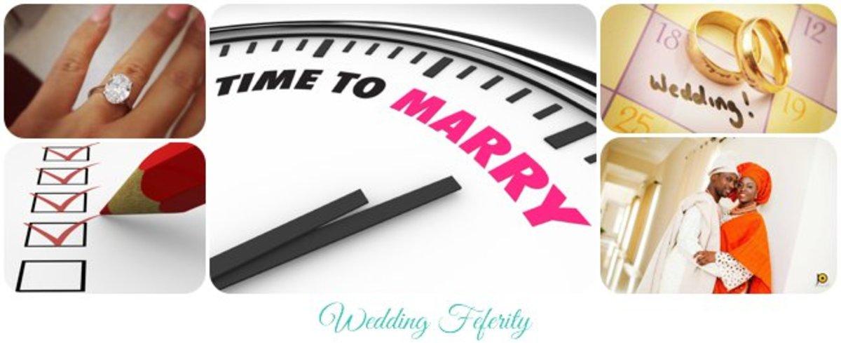Traditional Nigerian Wedding Planning Checklist: Nigerian Traditional wedding Brides Checklist