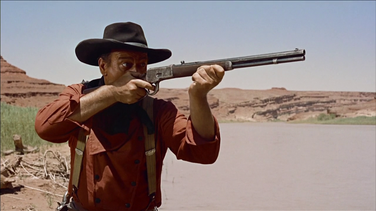 Westerns final movie scenes in film history ....5 of the best