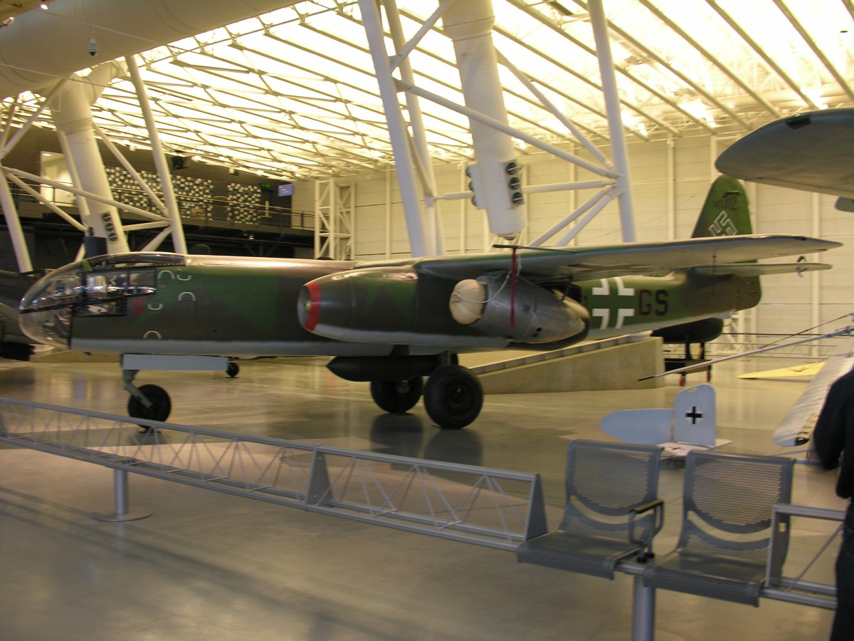 The Ar-234 at the Udvar Hazy Center, June 2010.