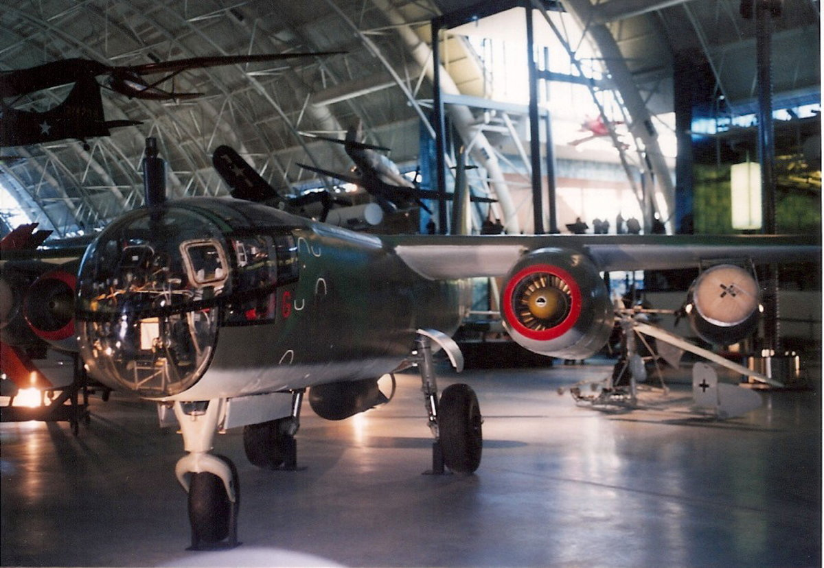 The Ar-234 at the Udvar-Hazy Center, December 2003.