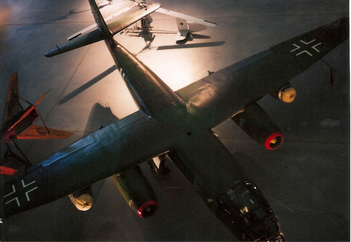 The Last Arado Ar-234 Blitz
