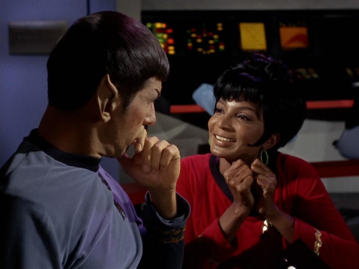 FX Resurrection of Star Trek.