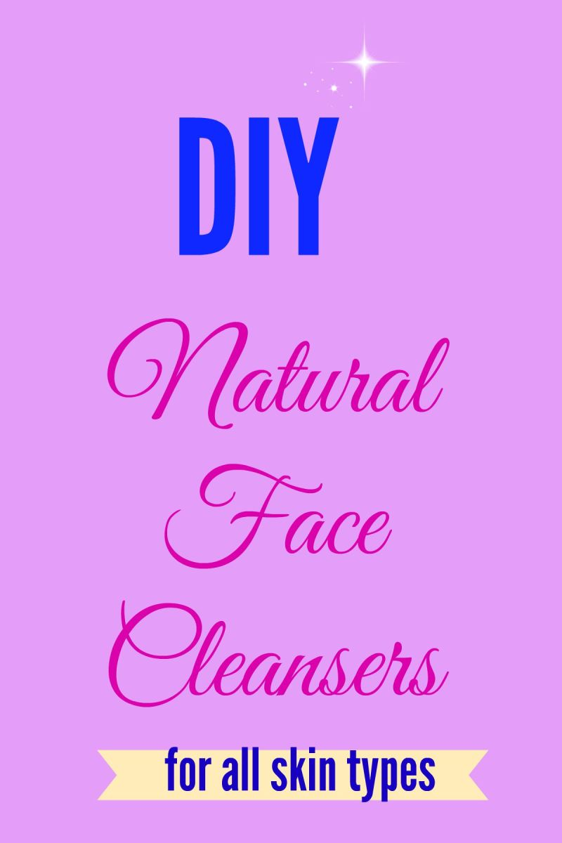 The ultimate guide to natural face cleansers