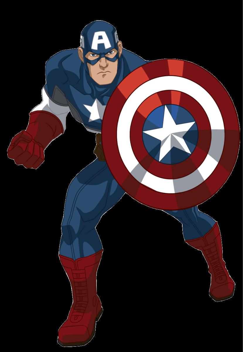 Captain America - Avengers Assemble