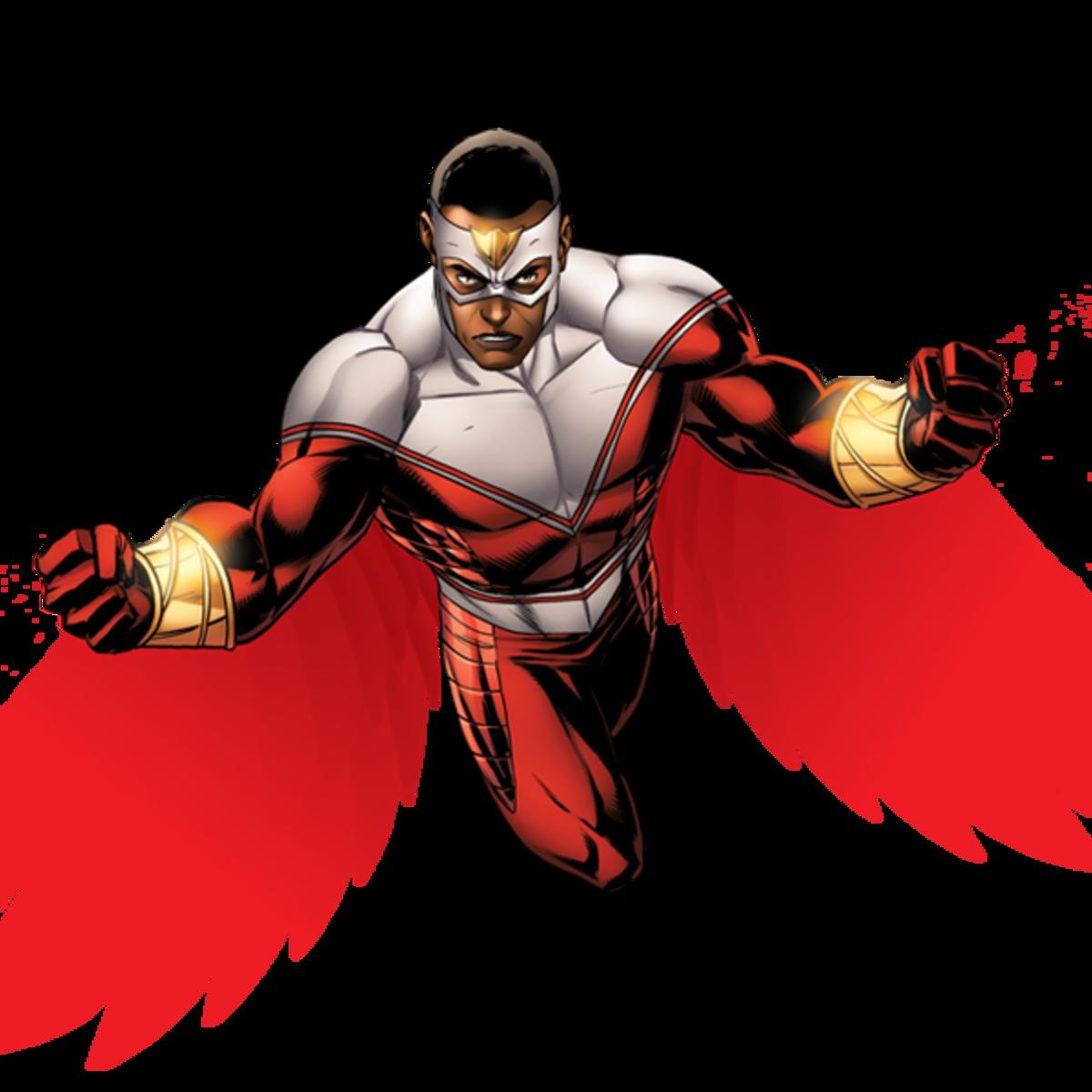 Falcon - Avengers Assemble