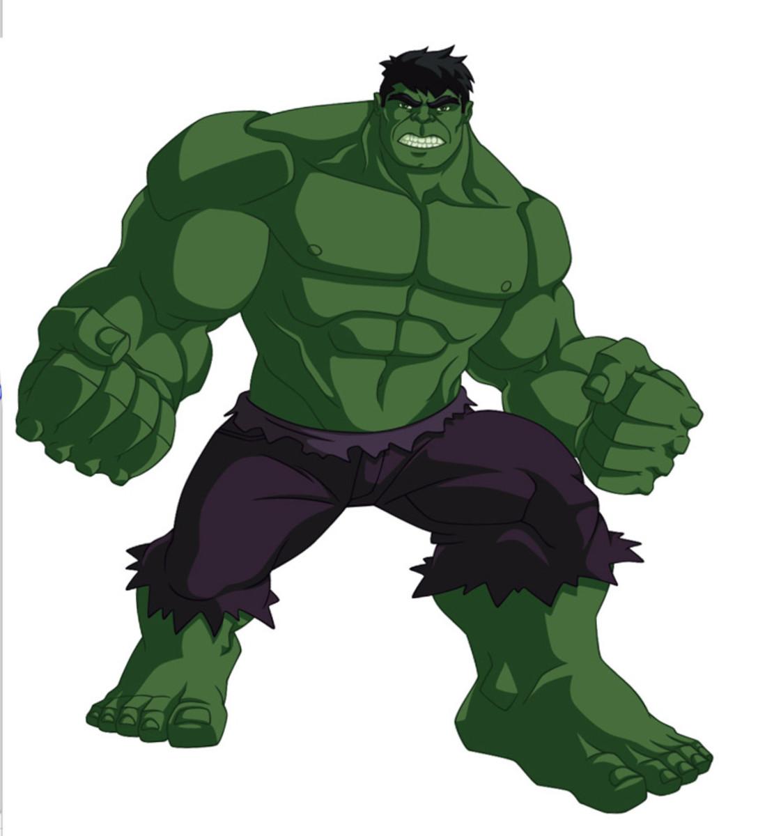Hulk - Avengers Assemble