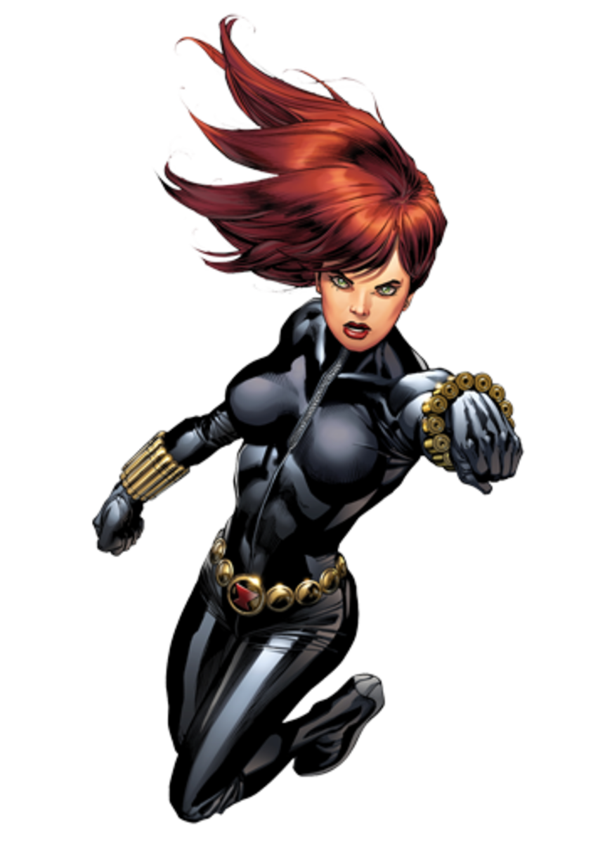 Black Widow - Avengers Assemble