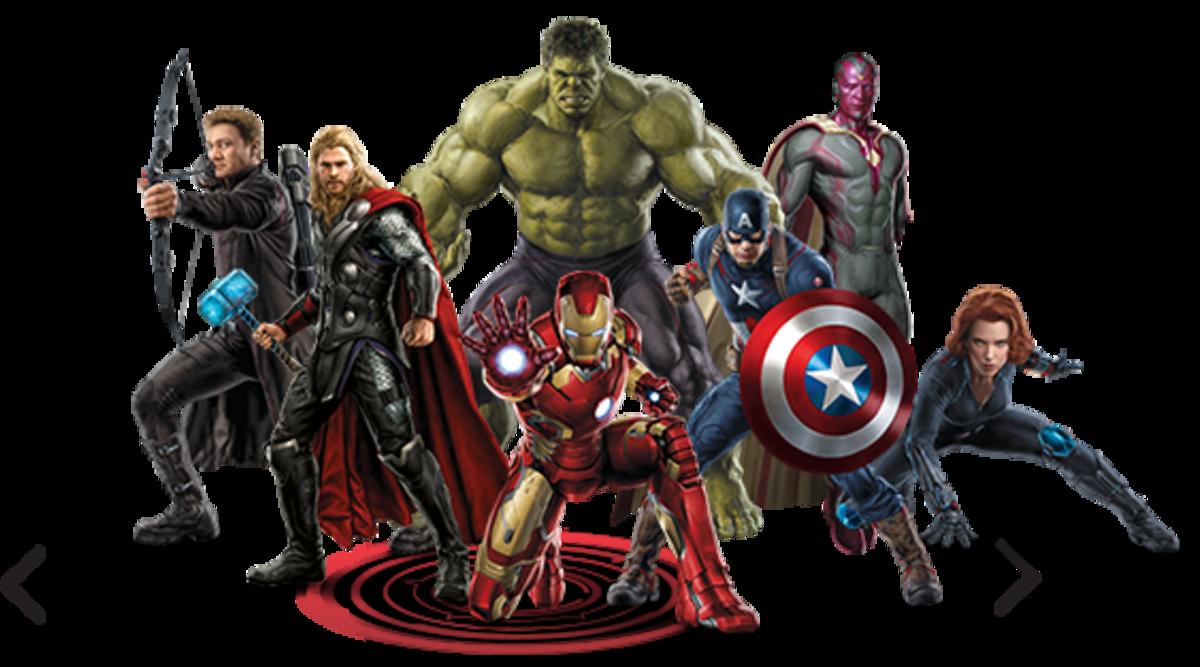 Marvel's Avengers - Earth Mightiest Heroes