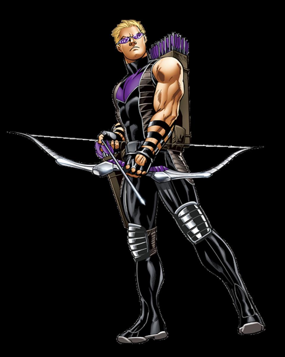 Hawk Eye - Avengers Assemble
