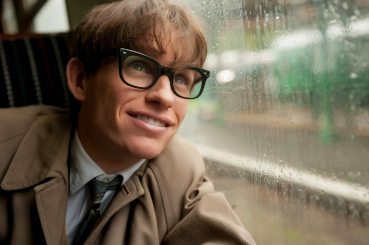 Eddie Redmayne's colossal performance was worthy of his Oscar...
