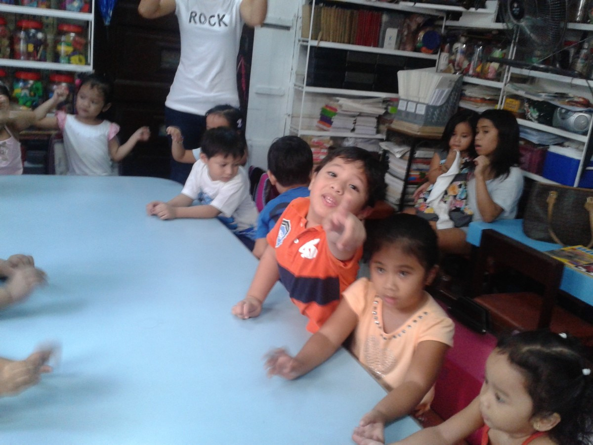 How to Teach Parts of the House to Preschool Children | HubPages