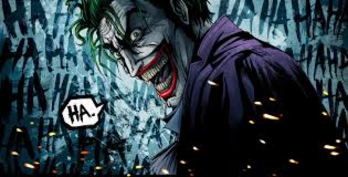 The Top 10 Worst Crimes of The Joker