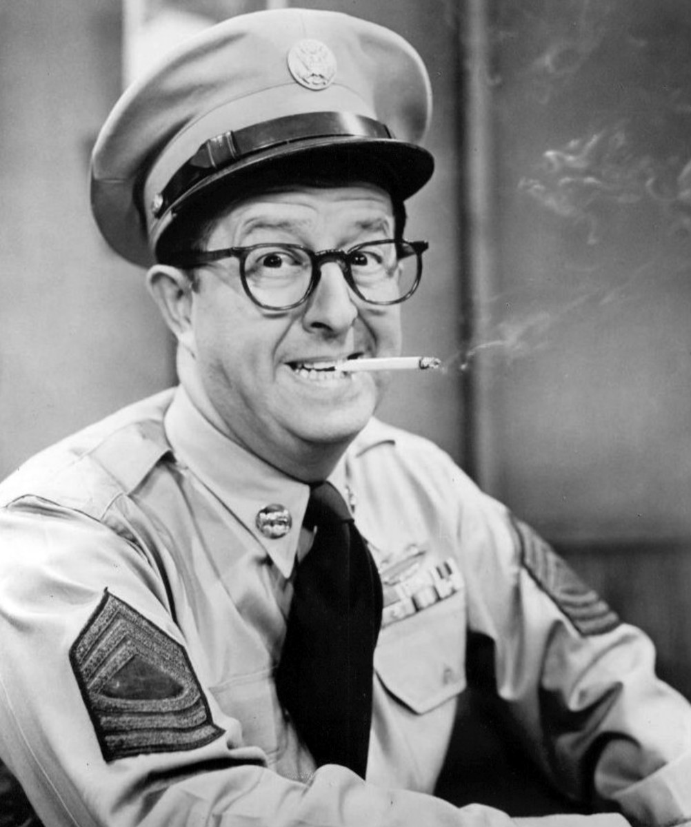 Top Cat is based upon The Phil Silvers Show, particularly the character of Sgt. Ernest Bilko