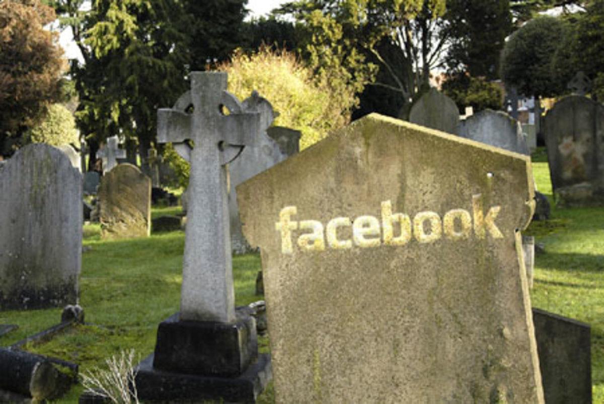 Dead People of Facebook