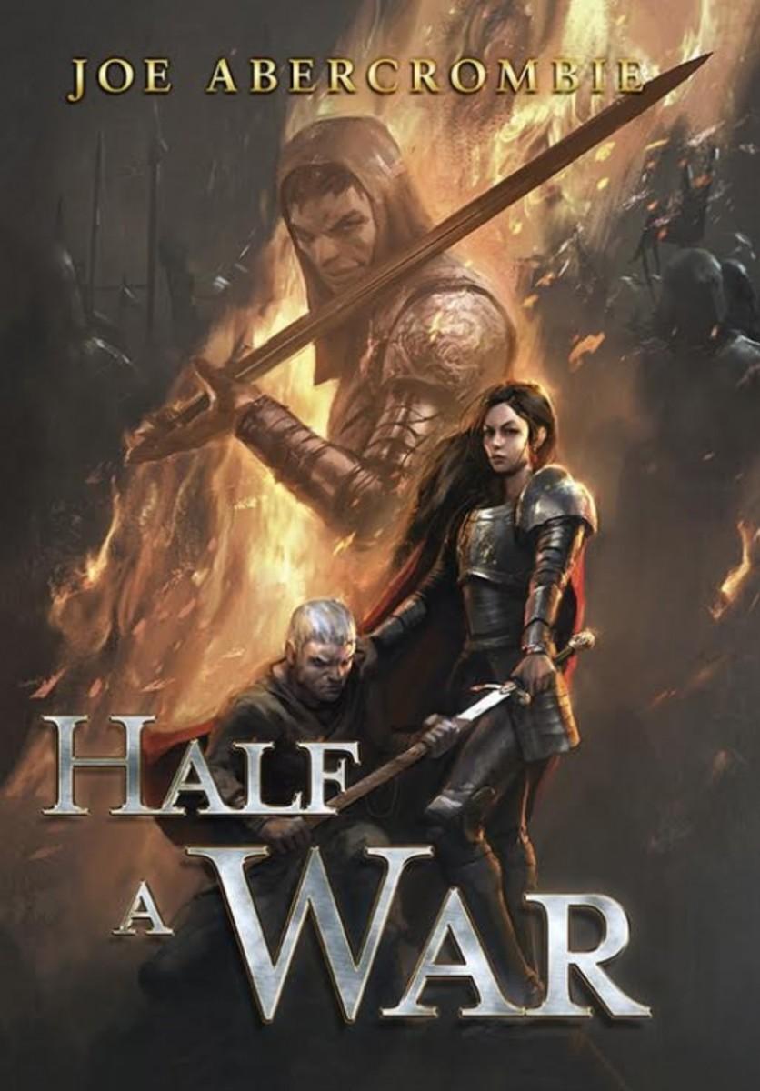 Half a War illustrations by Jon McCoy.
