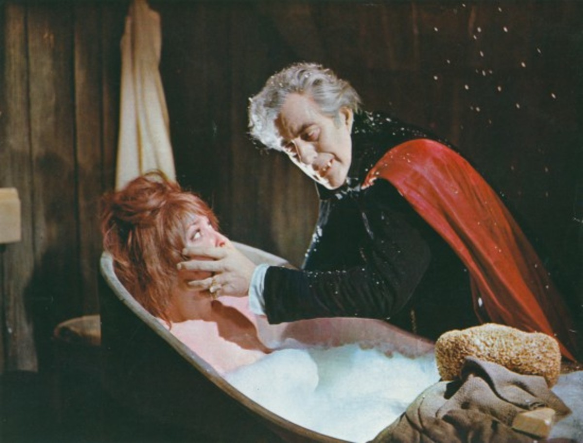 4. Best Vampire Movies; Dance of the Vampires, 1967.