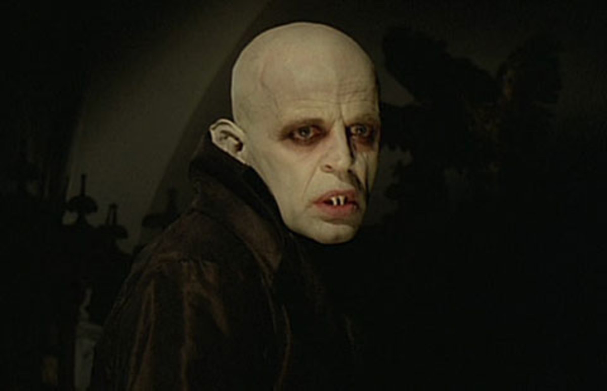 3. Best Vampire Movies; Nosferatu The Vampyre, 1979