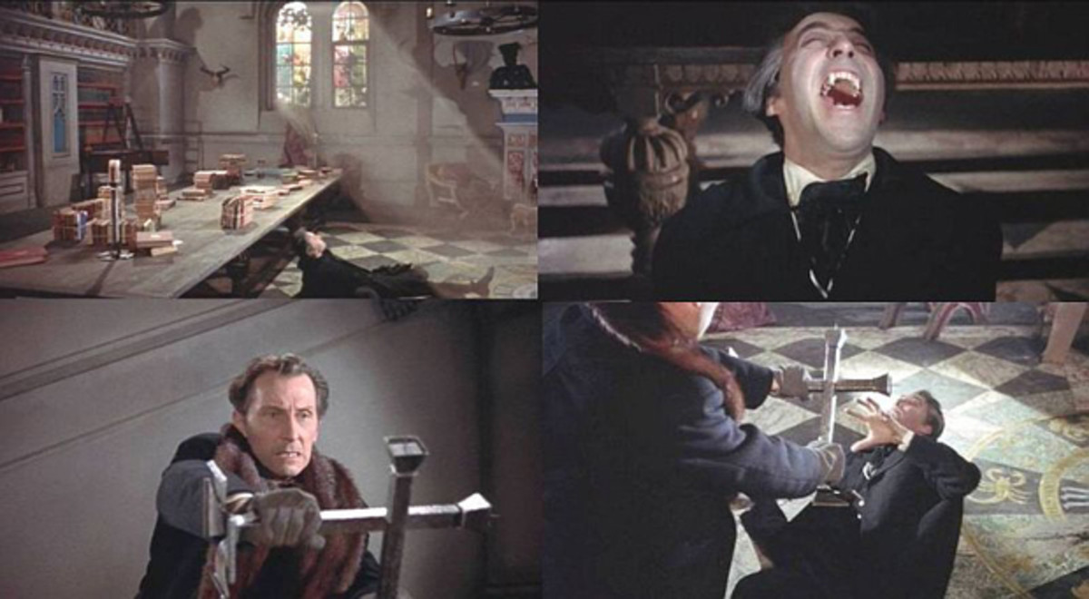 1. Best Vampire Movies; Horror Of Dracula (1958)