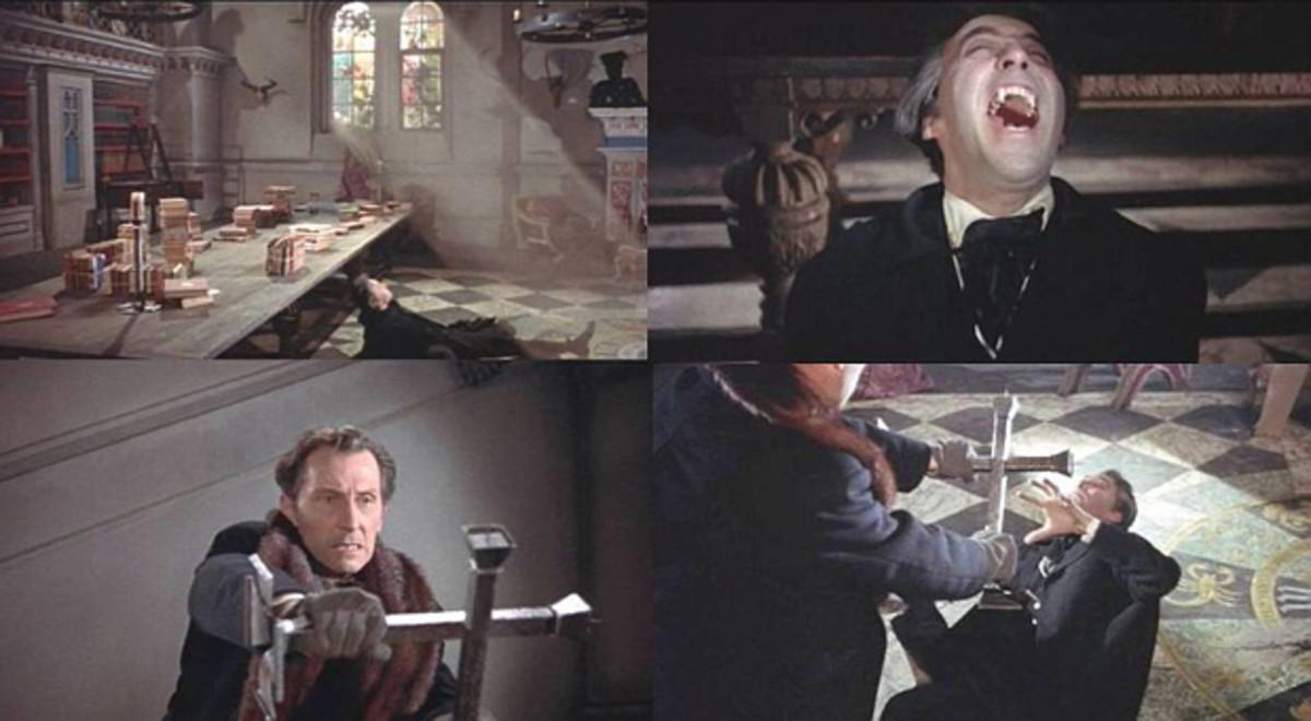 1. Best Vampire Movies; Horror Of Dracula (1958)