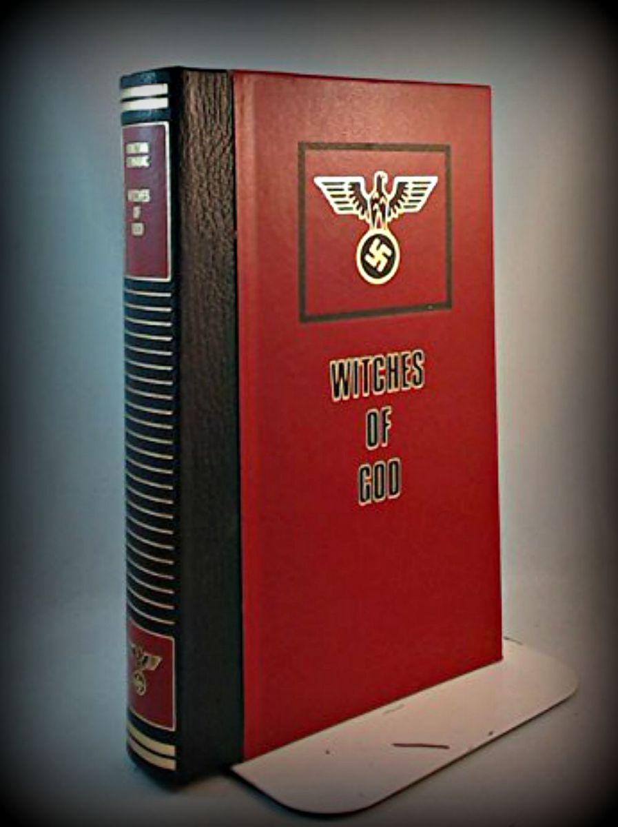 Witches of God, by Christian Bernadic, by Ferni Publishing House