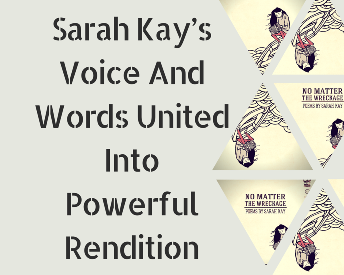 Sarah Kay's Voice and Words United into Powerful Rendition