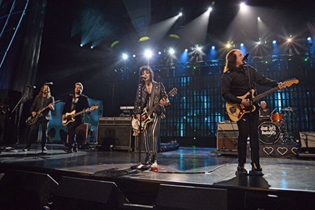 Concert At Rock And Roll Hall Of Fame Induction Ceremony