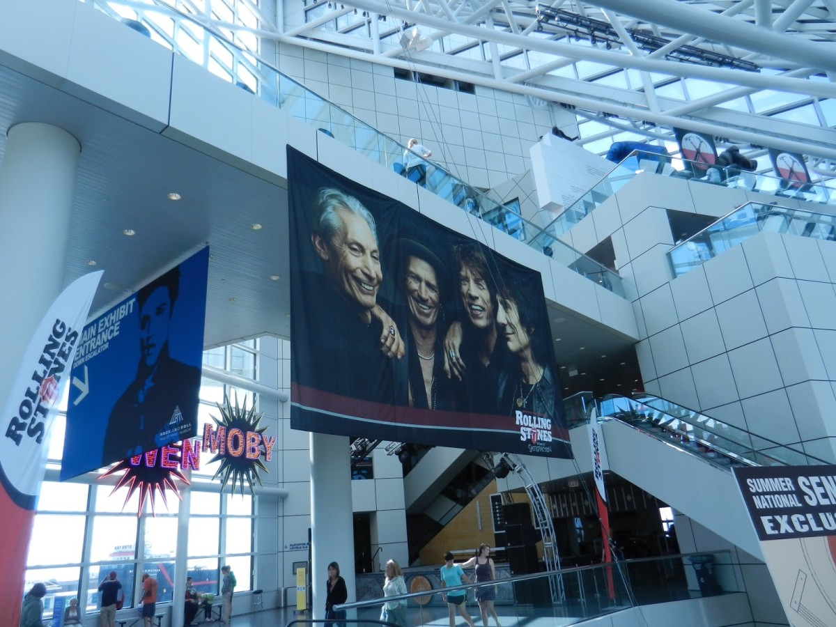 First Floor Rock And Roll Hall Of Fame