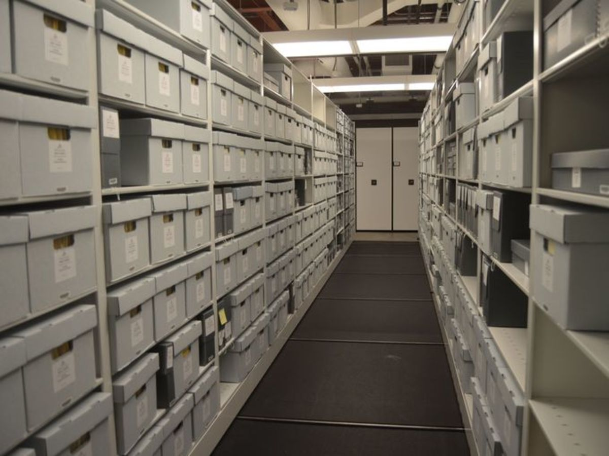 Archives At Rock And Roll Hall Of Fame Library