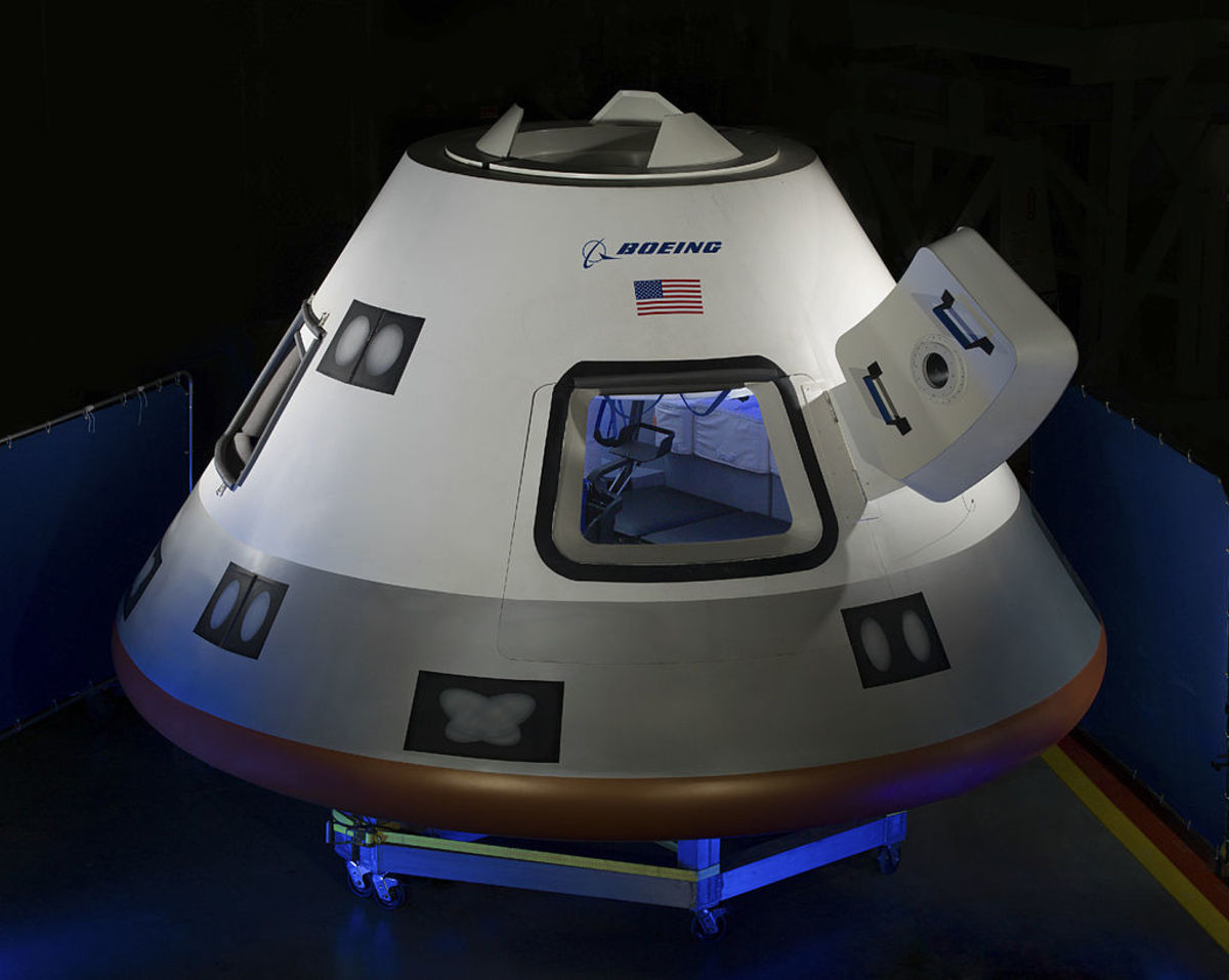 How many steps will we see between the Dreamliner and the Starliner before we and/or China land on Mars? This adventure can be profitable.