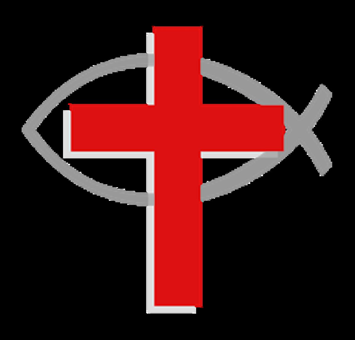 More traditionally a single Cross