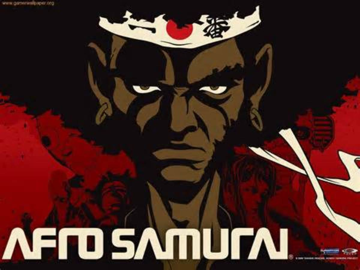 Anime Review: Afro Samurai