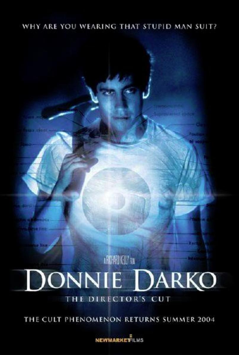 "Poster for ""Donnie Darko"" - director's cut"
