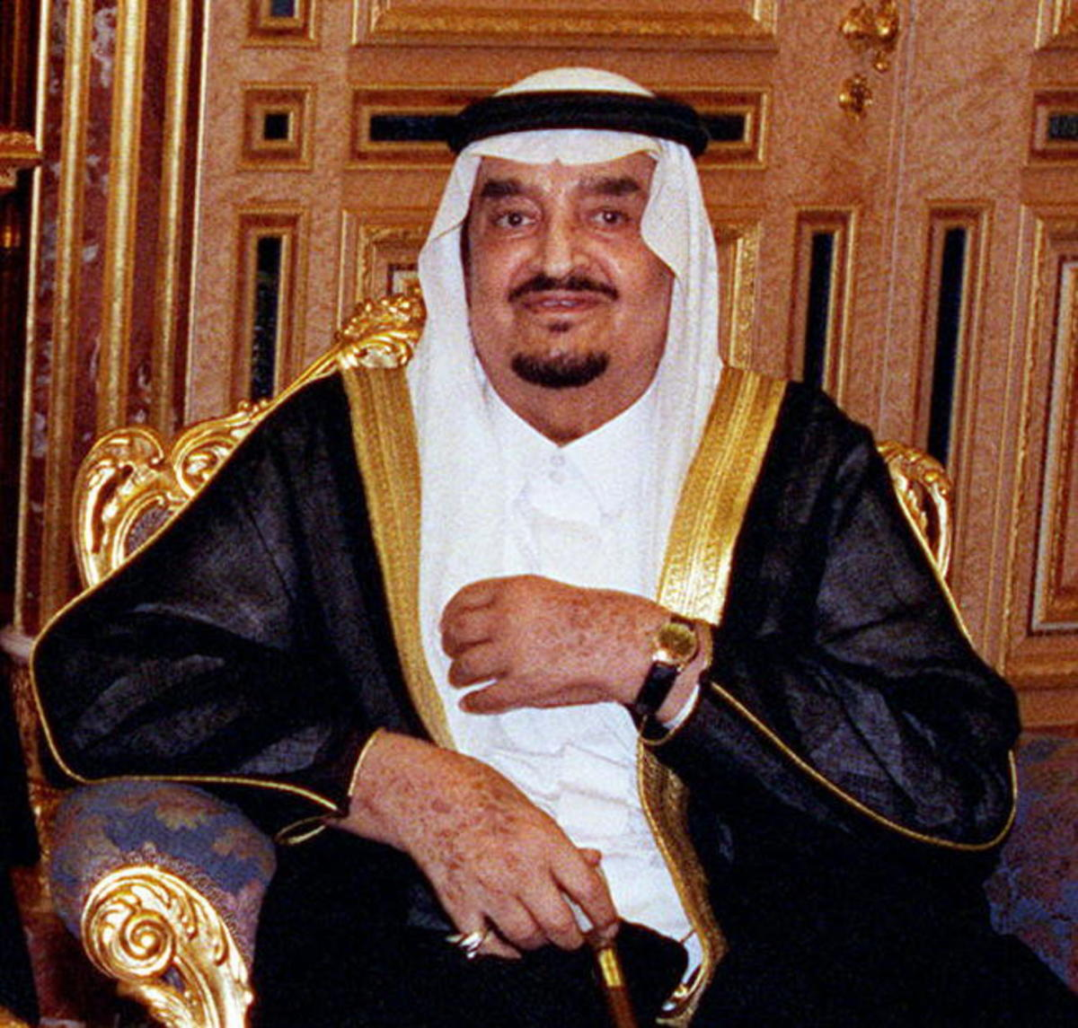 Fahd bin Abdulaziz Al Saud: born 16 March 1921 died 1 August 2005 was from 1982 to 2005 the King of Saudi Arabia.