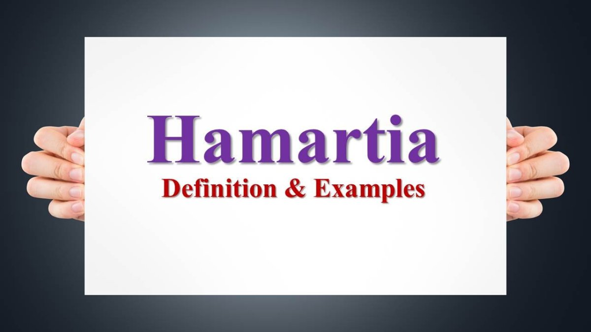 Hamartia: Definition & Examples