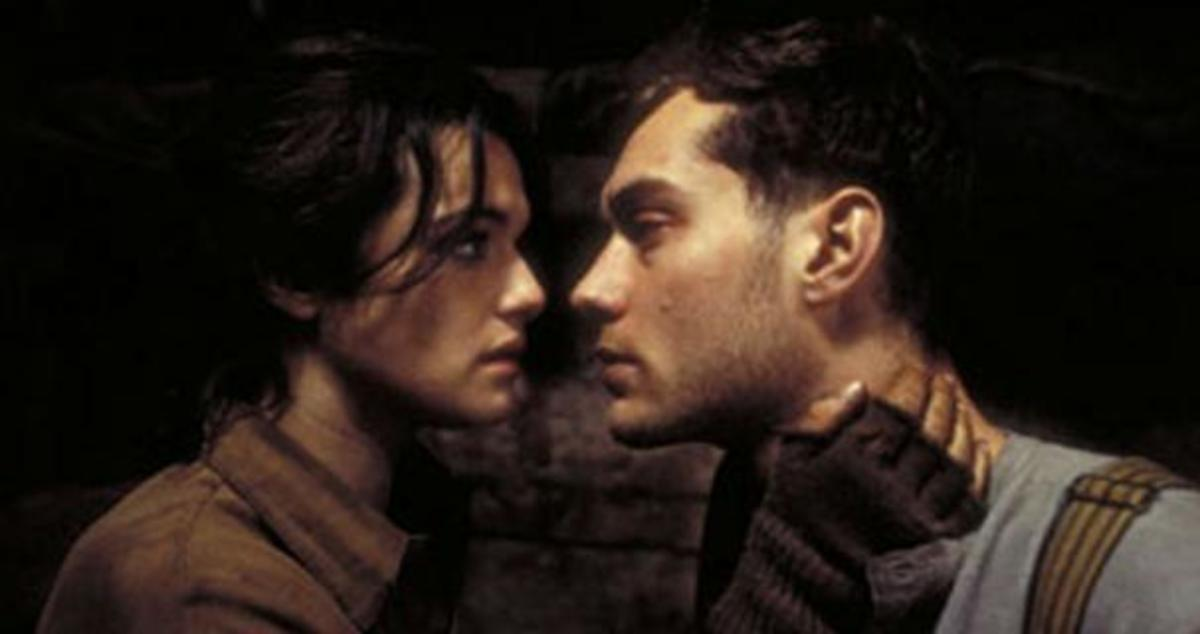 Rachel Weisz and Jude Law