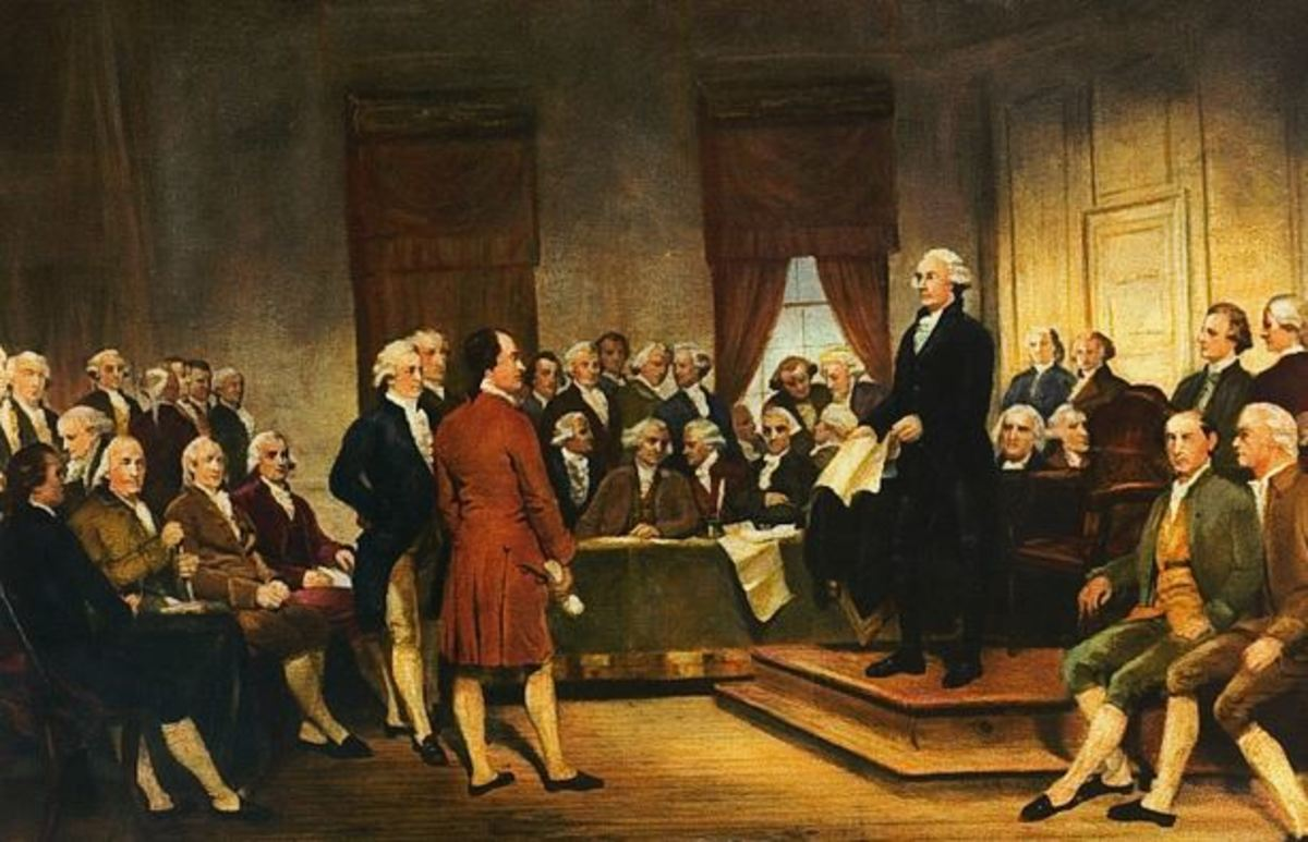 The importance of the constitution to the country.